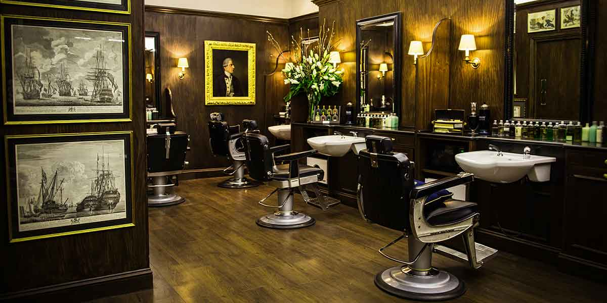 Prestige Barber Shop Proves Some Things Shave in New York